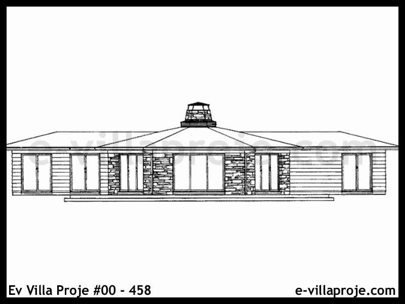 Ev Villa Proje #00 – 458