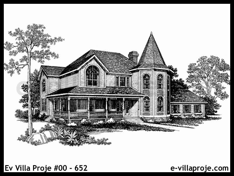 Ev Villa Proje #00 – 652
