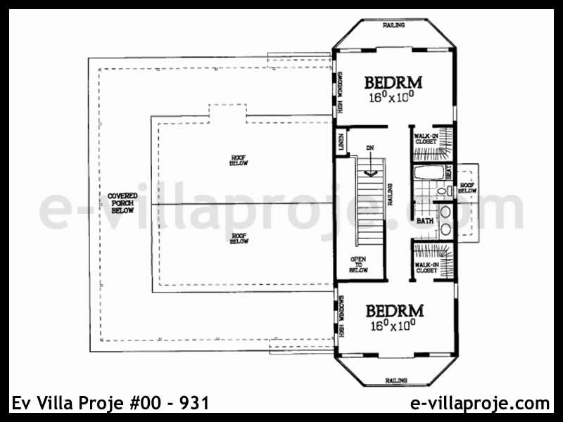 Ev Villa Proje #00 – 931
