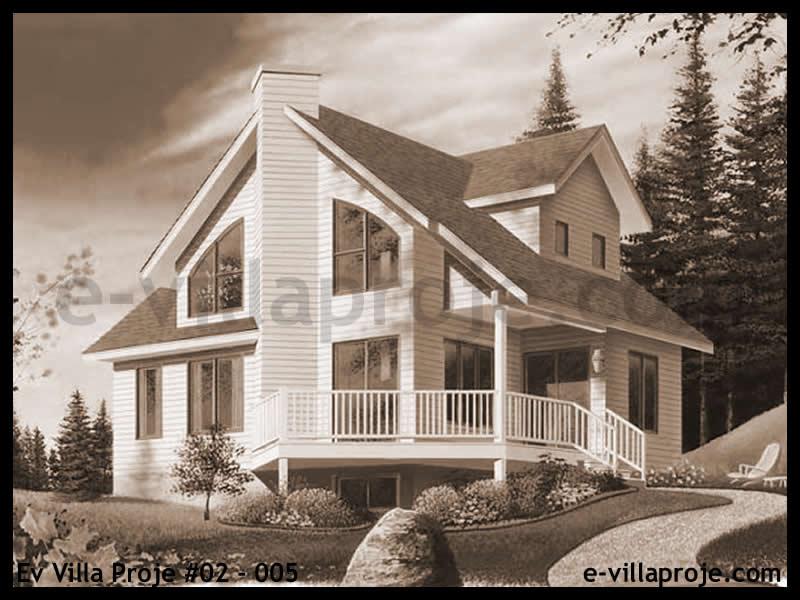 Ev Villa Proje #02 – 005