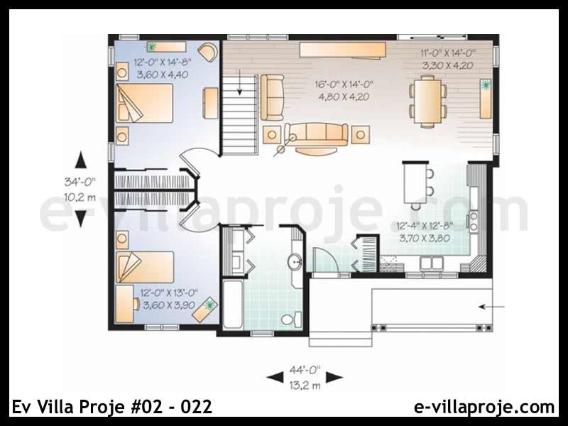 Ev Villa Proje #02 – 022