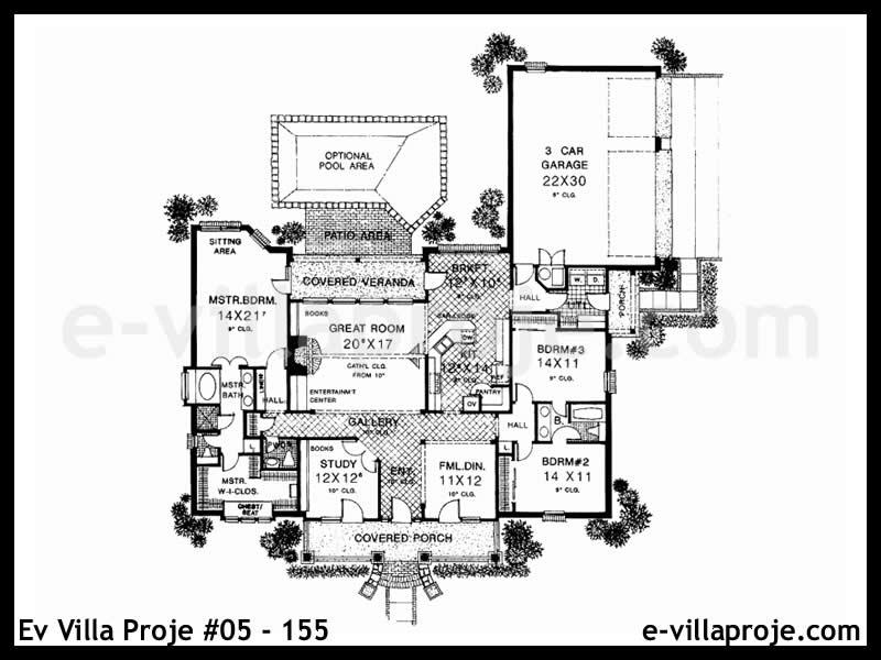 Ev Villa Proje #05 – 155
