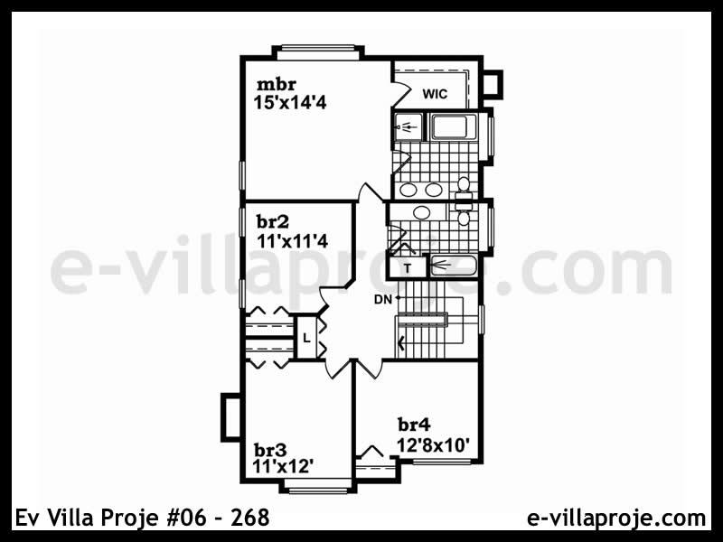 Ev Villa Proje #06 – 268