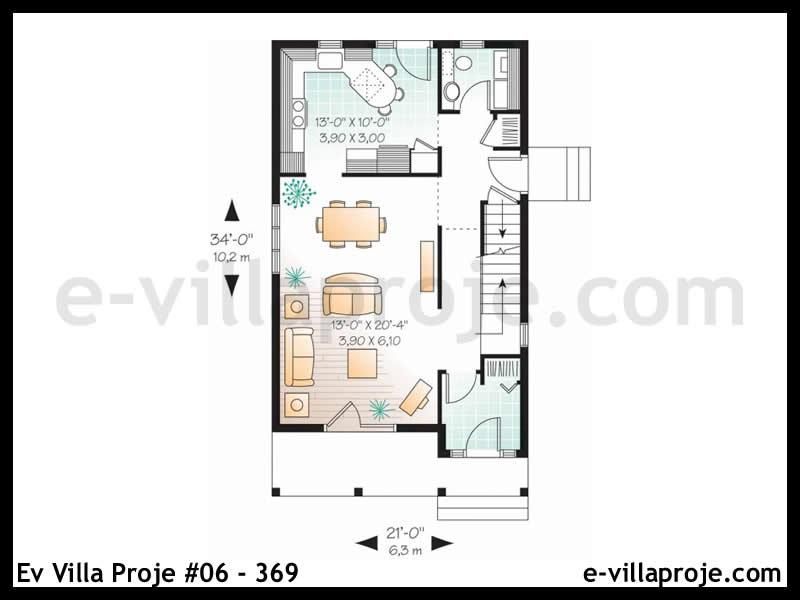 Ev Villa Proje #06 – 369