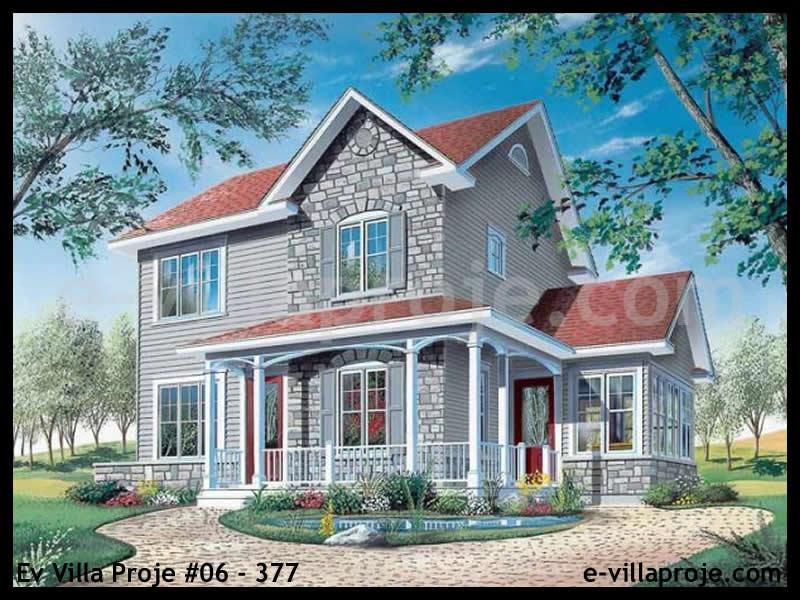 Ev Villa Proje #06 – 377