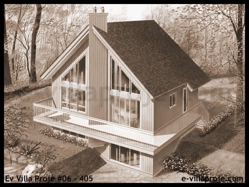 Ev Villa Proje #06 – 405