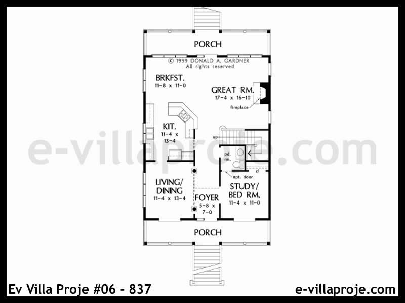 Ev Villa Proje #06 – 837