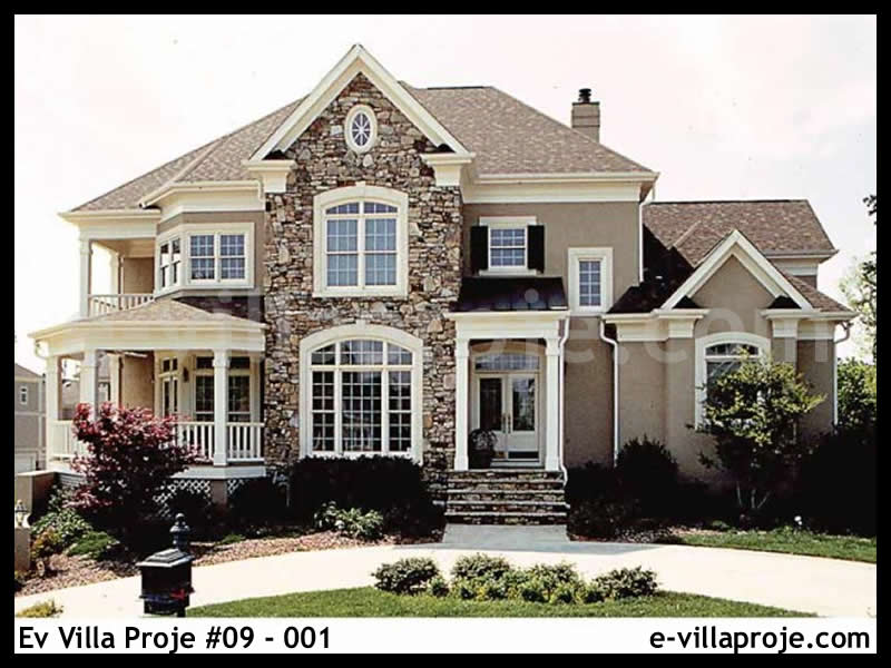 Ev Villa Proje #09 – 001