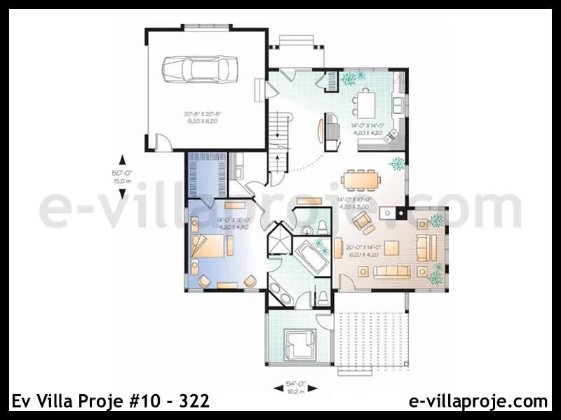 Ev Villa Proje #10 – 322
