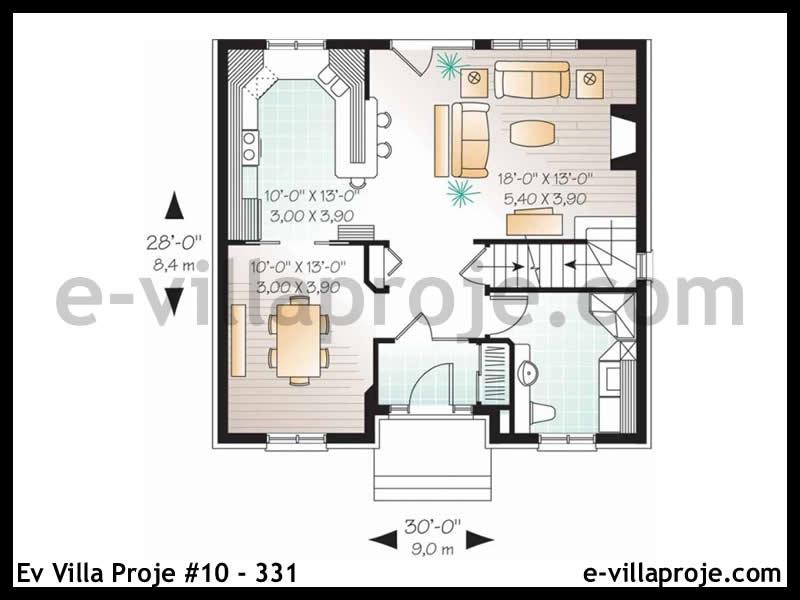 Ev Villa Proje #10 – 331