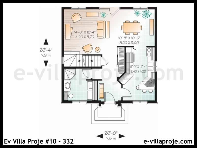 Ev Villa Proje #10 – 332
