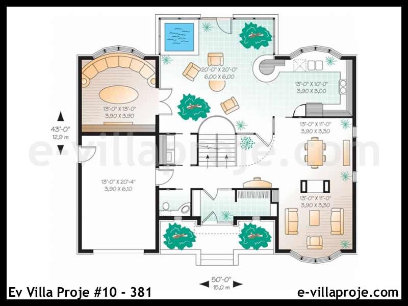 Ev Villa Proje #10 – 381