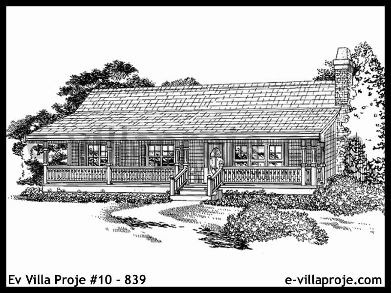 Ev Villa Proje #10 – 839
