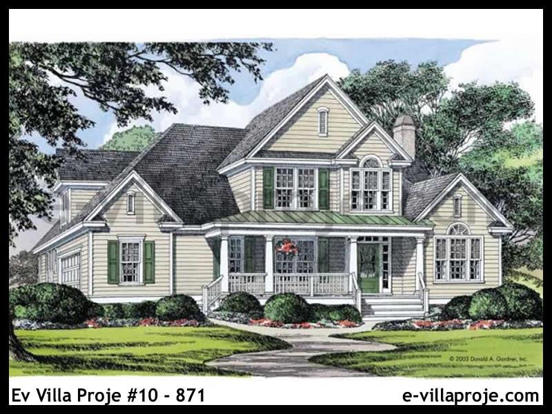 Ev Villa Proje #10 – 871