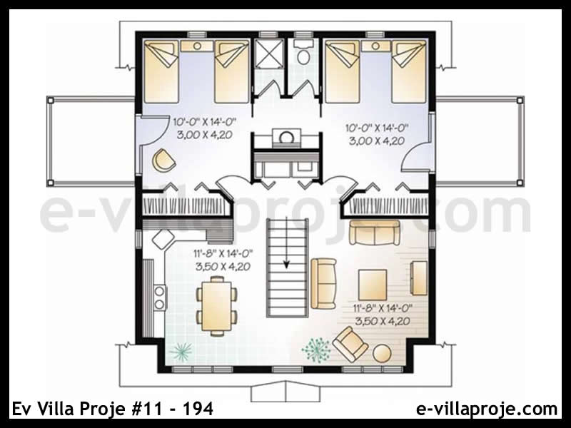 Ev Villa Proje #11 – 194