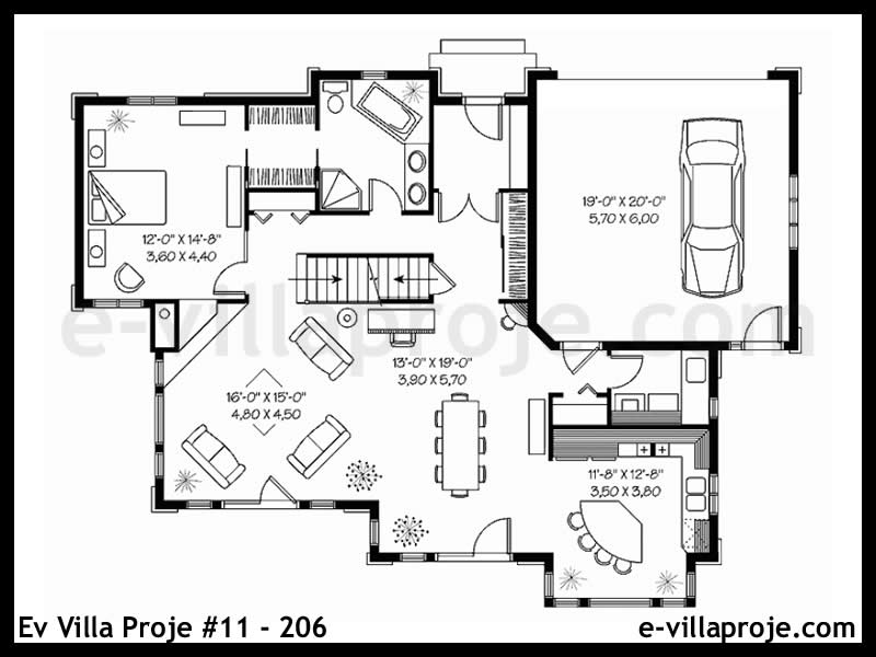 Ev Villa Proje #11 – 206