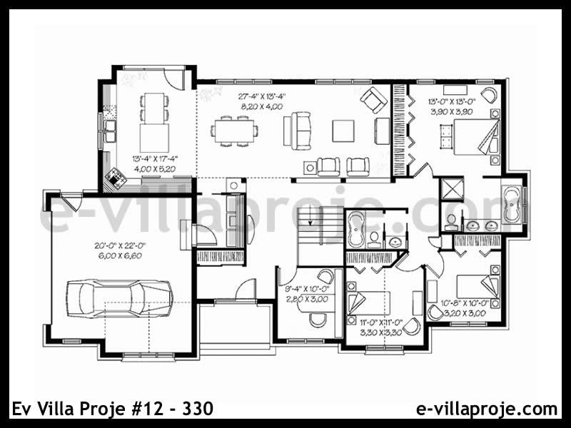 Ev Villa Proje #12 – 330