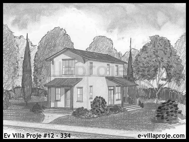 Ev Villa Proje #12 – 334