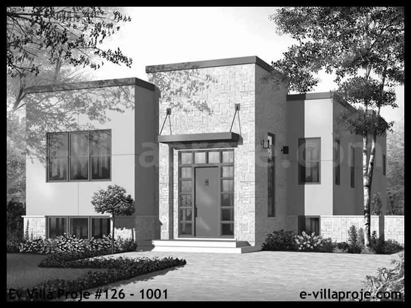 Ev Villa Proje # 126 – 1001