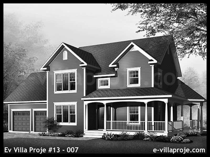 Ev Villa Proje #13 – 007