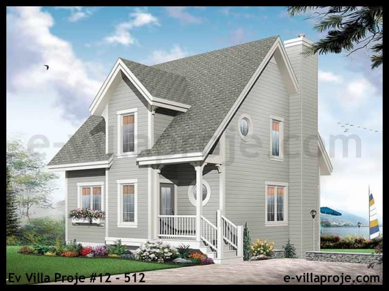 Ev Villa Proje #13 – 199, 2 katlı, 3 yatak odalı, 138 m2