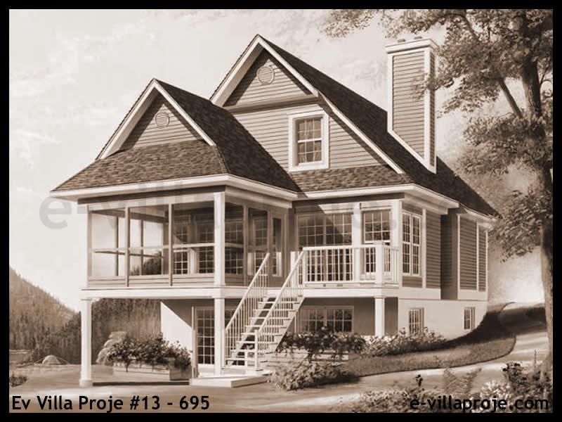 Ev Villa Proje #13 – 695