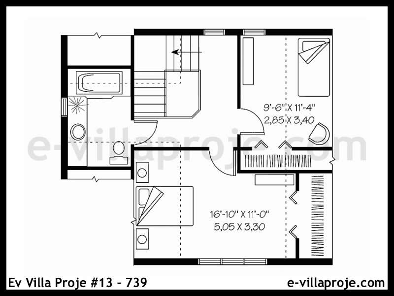 Ev Villa Proje #13 – 739