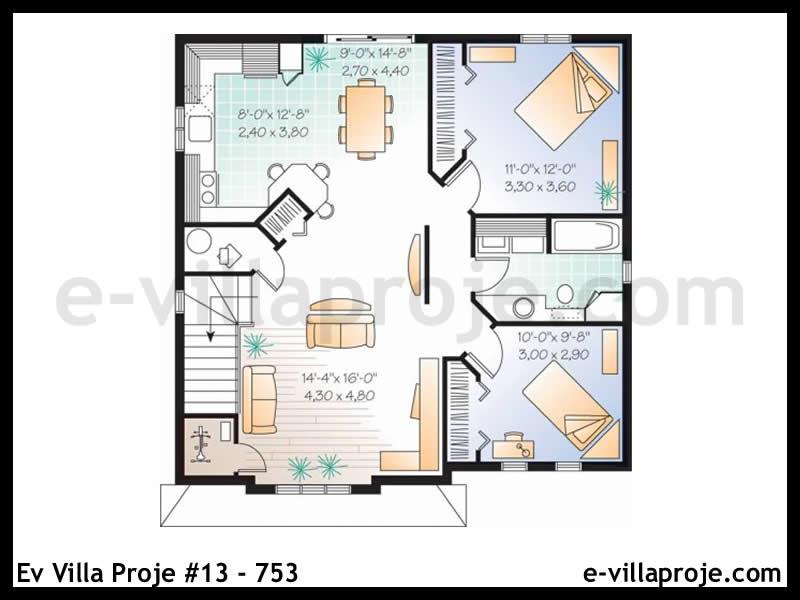 Ev Villa Proje #13 – 753