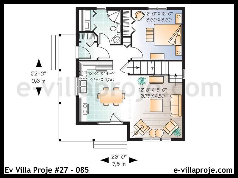 Ev Villa Proje #27 – 085