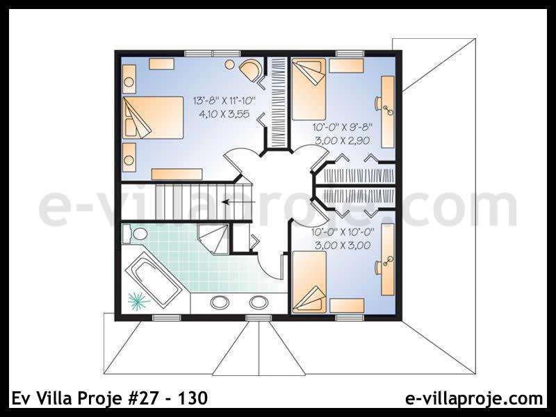 Ev Villa Proje #27 – 130