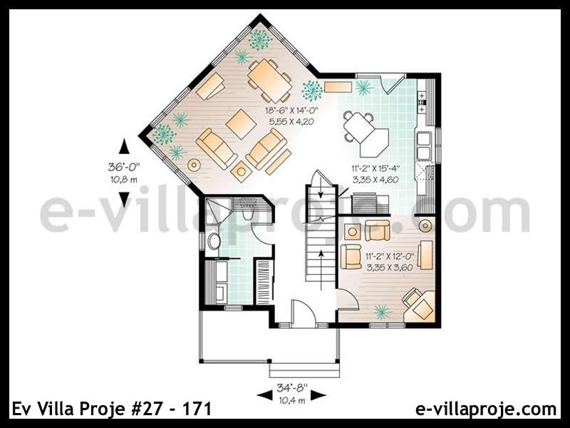 Ev Villa Proje #27 – 171