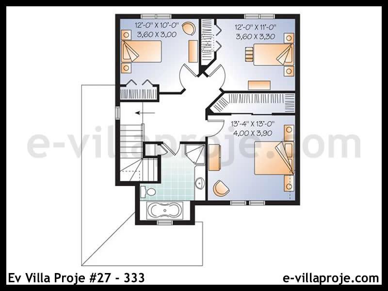Ev Villa Proje #27 – 308