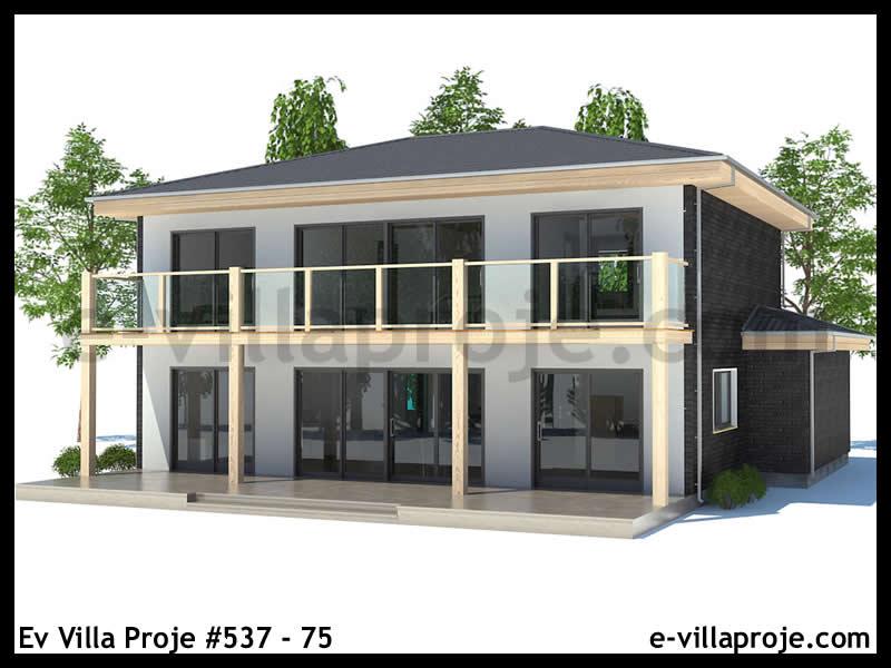 Ev Villa Proje #537 – 75