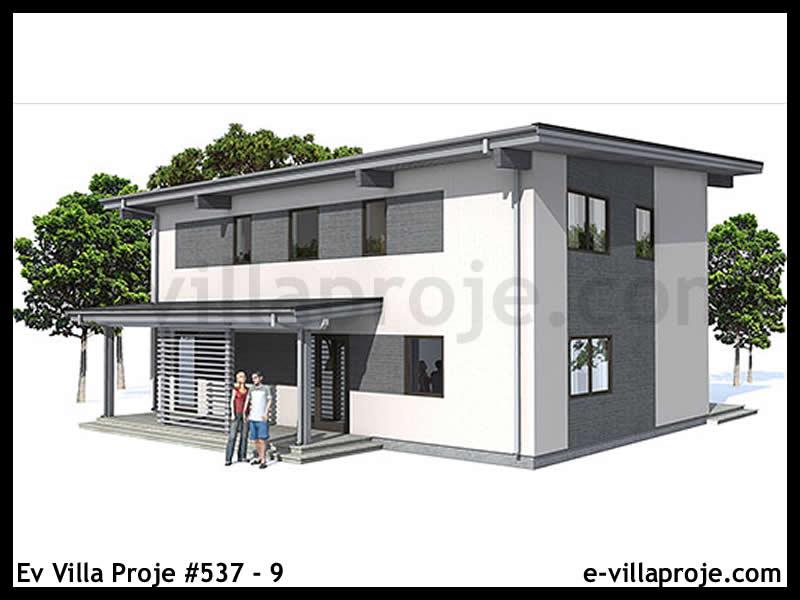Ev Villa Proje #537 – 9