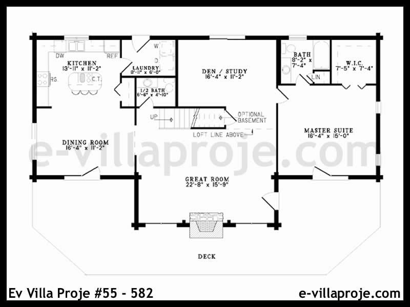 Ev Villa Proje #55 – 582