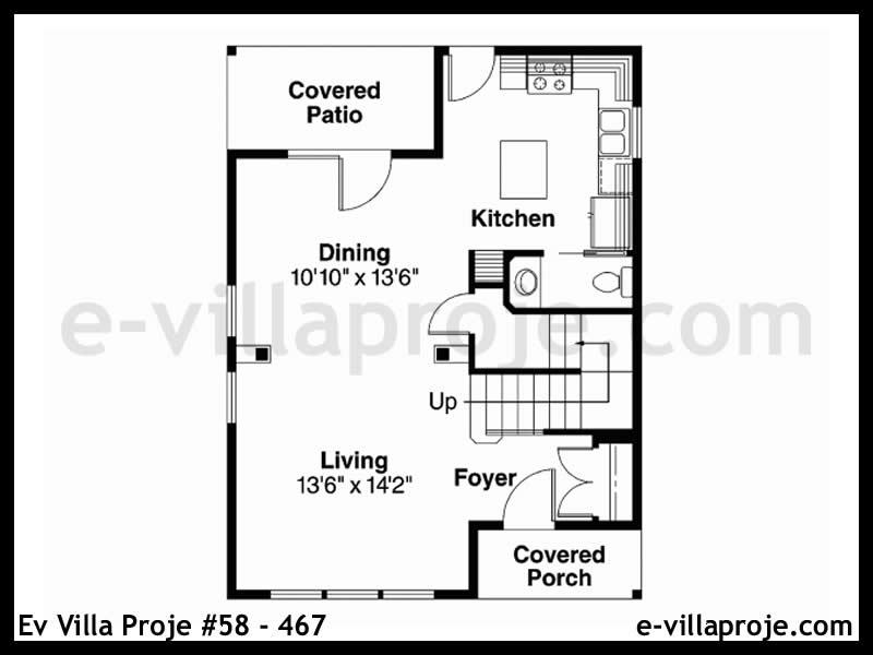 Ev Villa Proje #58 – 467
