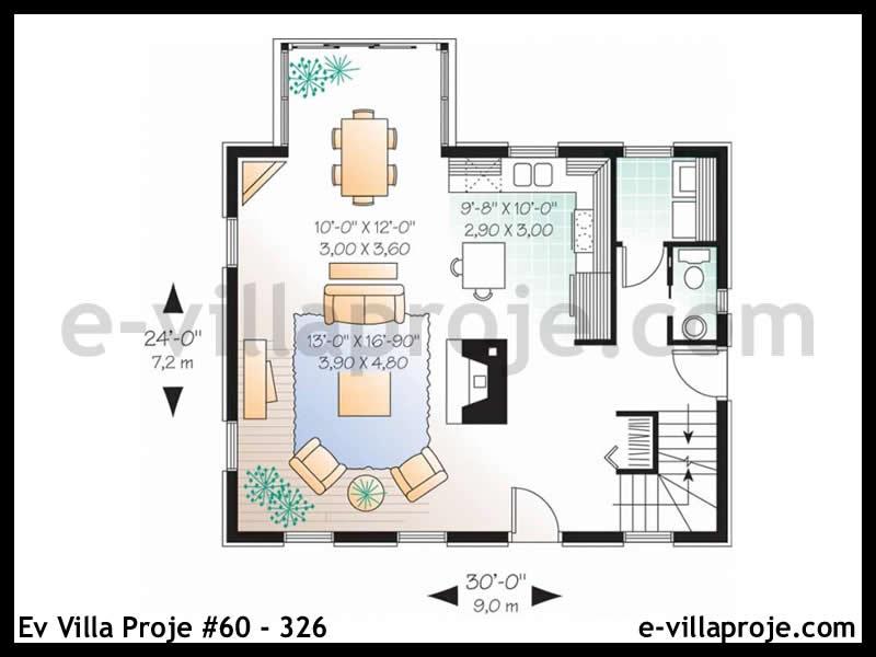 Ev Villa Proje #60 – 326