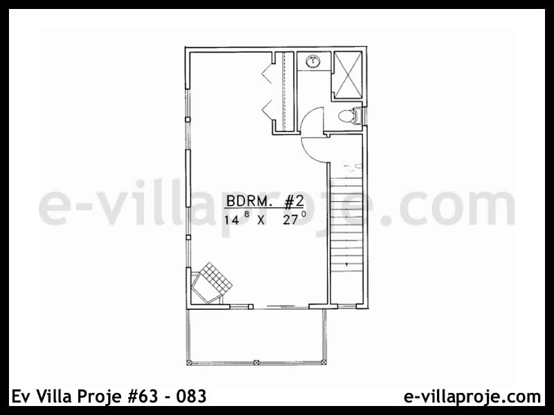 Ev Villa Proje #63 – 083