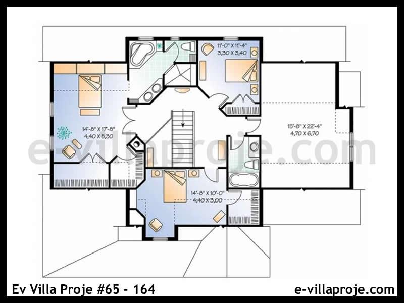 Ev Villa Proje #65 – 164