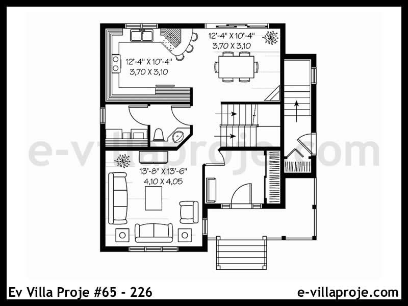 Ev Villa Proje #65 – 226