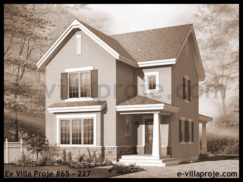 Ev Villa Proje #65 – 227