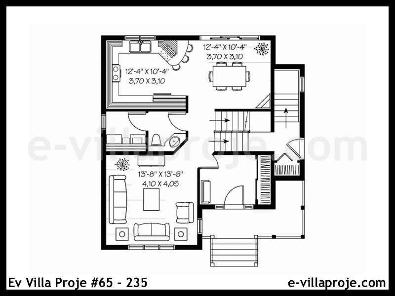 Ev Villa Proje #65 – 235
