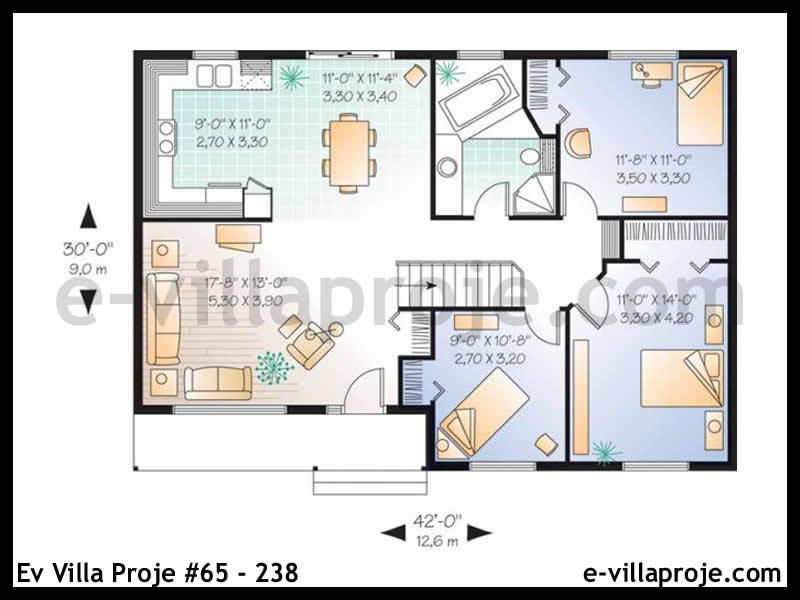 Ev Villa Proje #65 – 238