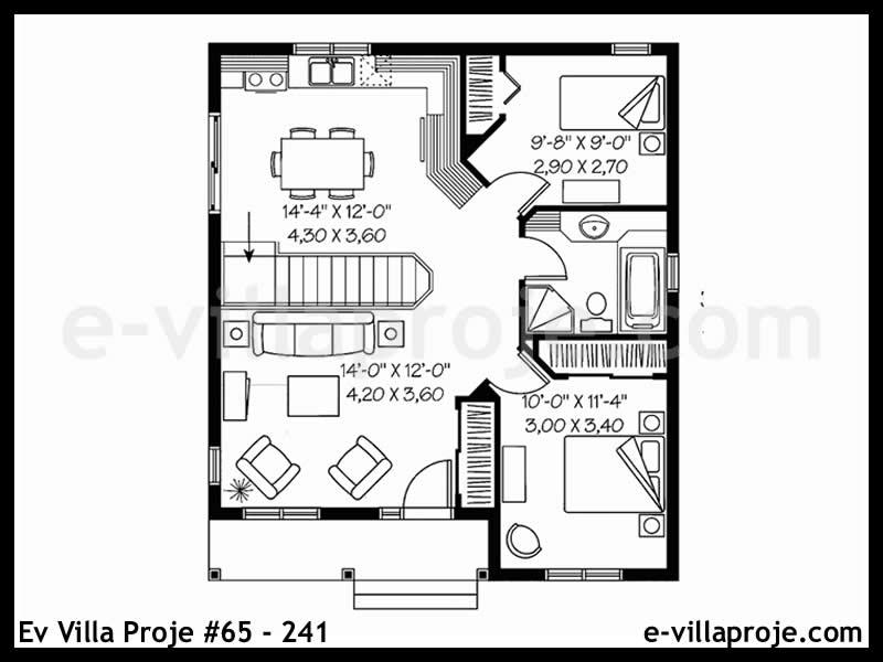 Ev Villa Proje #65 – 241