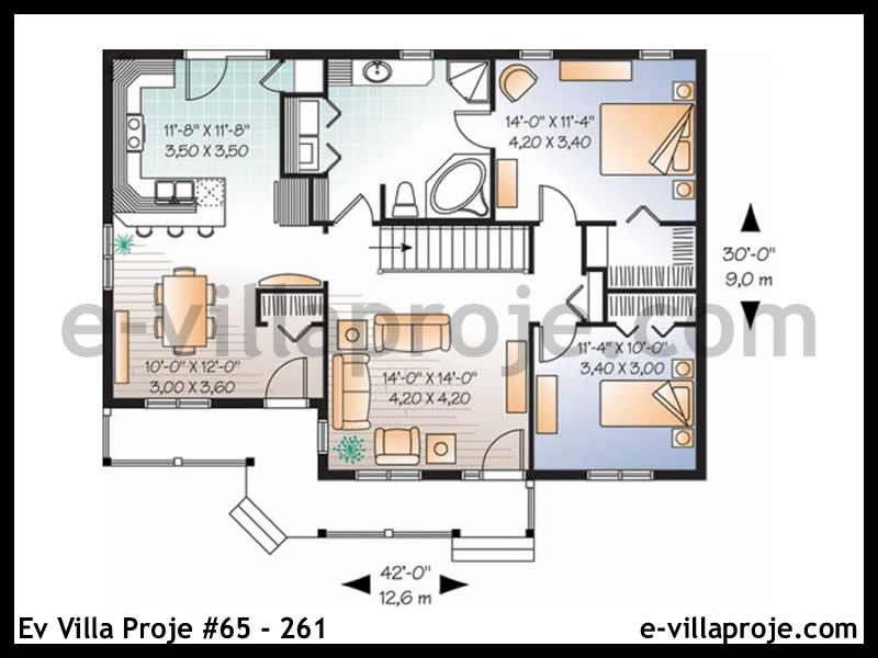 Ev Villa Proje #65 – 261