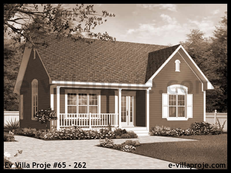 Ev Villa Proje #65 – 262