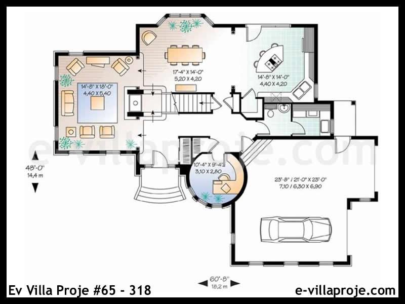 Ev Villa Proje #65 – 318