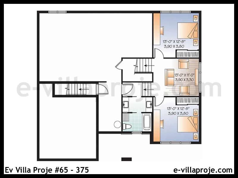 Ev Villa Proje #65 – 375