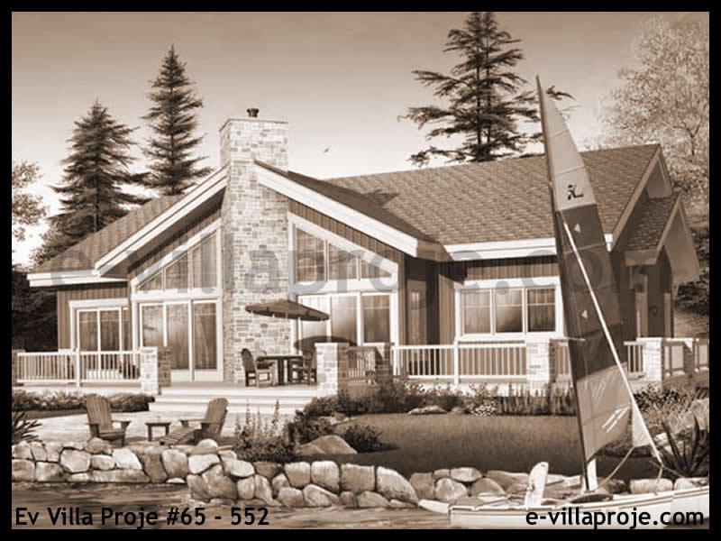 Ev Villa Proje #65 – 552