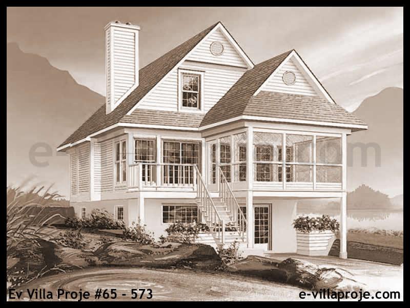 Ev Villa Proje #65 – 573
